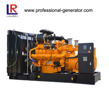Water Cooled 800-1600kw Biomass Generator