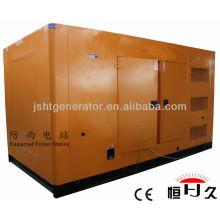 Непромокаемые CUMMINS 500KVA Тепловозный комплект электрического генератора(GF360C)