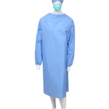 Bata cirúrgica descartável CE estéril