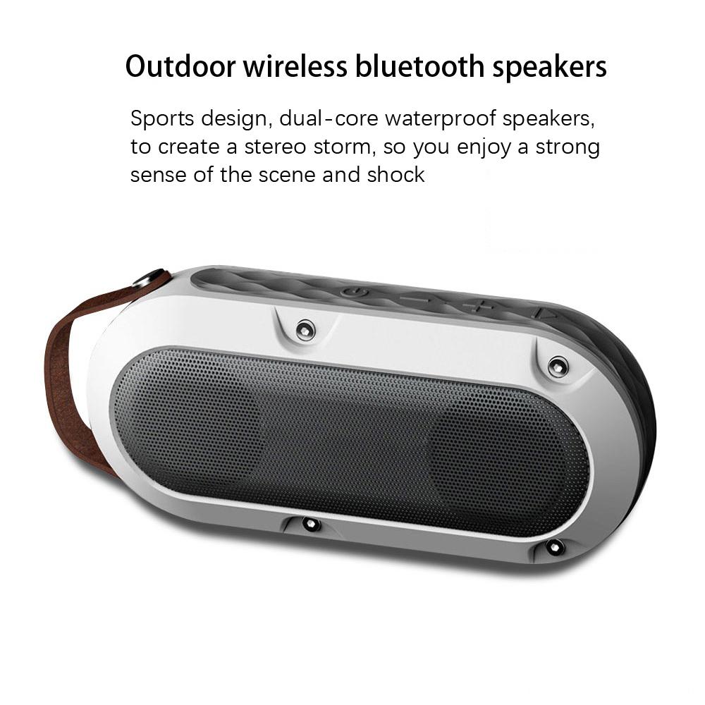 Outdoor Bluetooth speakers