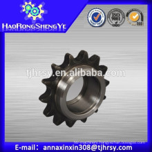 High quality sprocket with harden teeth for European market