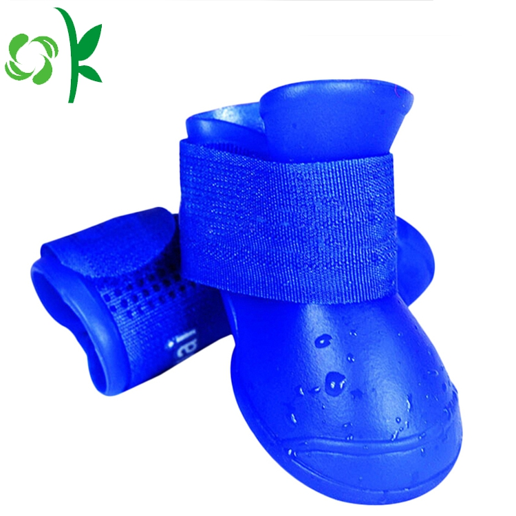 Skidproof Dog Rain Shoes