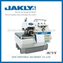 JAKLY TIPO JK737F Alta Velocidade Overlock Máquina De Costura Industrial