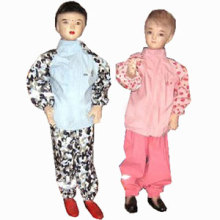 PU Rainwear with Cows Design