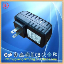 wall mount ac dc usb charger 12v 2a