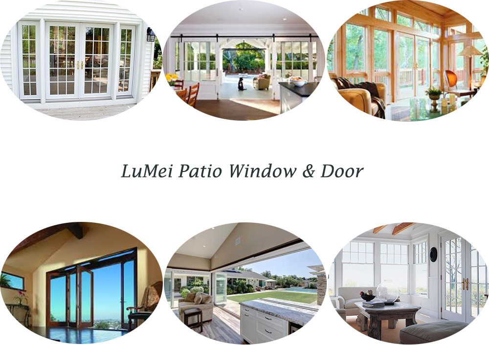 Patio Window And Door