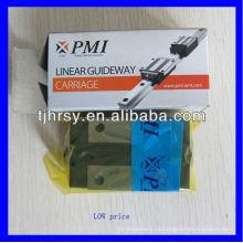 Carril de guía lineal y bloque MSR45S PMI de bajo precio