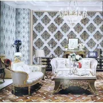 1.06M ПВХ обои украшения дома классический дизайн обои