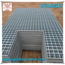 Pasarelas metálicas industriales Rejillas de acero