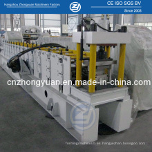 Máquina de moldeo de rollos de acero