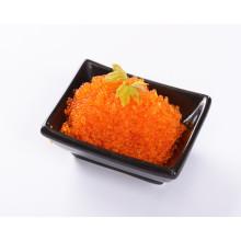 vente en gros caviar orange surgelés poisson volant chevronné roe cheviko chevronné