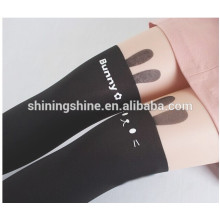 2015 Japan Asia fashion new design High False splicing socks stocking tube for sex leg