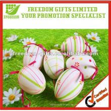 Kundengebundene Logo-Plastikeier Ostern
