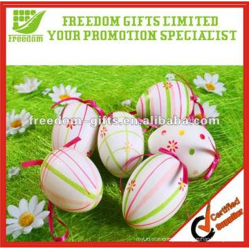Logotipo personalizado Huevos de plástico Pascua