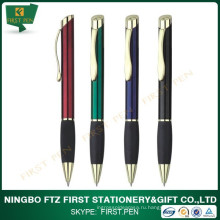 Золотые триммеры Рекламная латунная ручка с ручкой