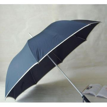 23x8k Logo Print Advertisement Promotion Straight Umbrella