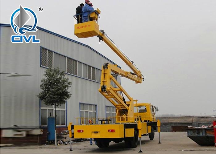 Aerial Work Truck1