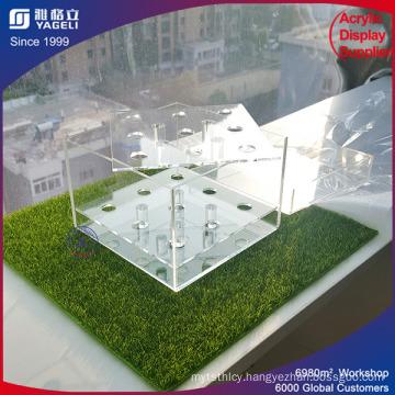 Accept Custom China Supplier Flower Box Acrylic