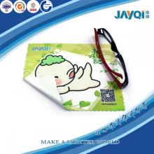 Any Logo Printed Sunglasses Cleaning Cloth