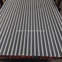 1045 barres d'acier polies et polies