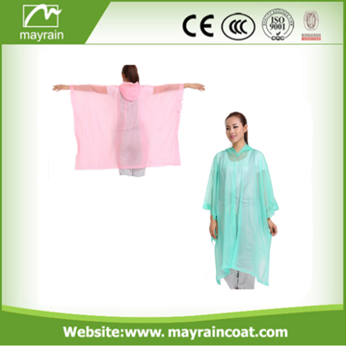 Waterproof Disposable Rain Poncho (3)