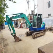 mini-escavadeira de 5 toneladas de boa qualidade