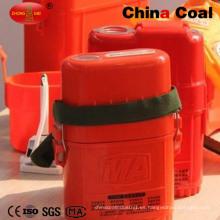 Zyx45 45mzyx45 45mins autoextinguidor de oxígeno comprimido de la minería