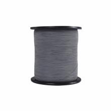 fil réfléchissant d'hivisibilité de double côté pour des vêtements de tricotage