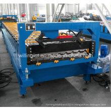 Machine de formage de rouleaux de mur de contrôle PLC