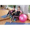 Conjuntos de yoga de Elestano de poliéster de color de contraste de alta calidad