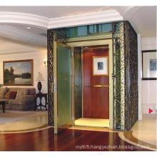 Aksen Home Elevator Villa Elevator Mrl H-J015