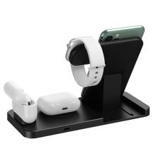 Apple Watch et chargeur de téléphone / chargeur sans fil iphone xr