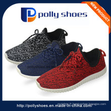 2016 nouvelles chaussures de toile de style décontracté de China Shoes Factory