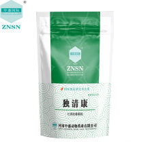 Animal medicine Qiqing Baidu granules for Hot and humid diarrhea and white scour of chicken