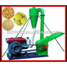 cheap maize flour milling machine with diesel engine