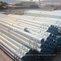 Китай Профессиональный производитель оцинкованная углеродистая стальная труба