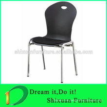 hot sela cheap visitor chairs stackable mesh office chair
