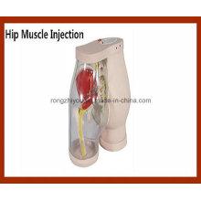 Симулятор сравнения инъекций для мышей с высоким уровнем мышечной массы