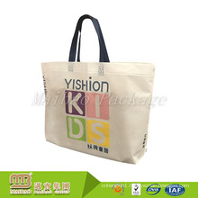 Fashionable Design Heavy Duty Recyclable Custom Heat Press Nonwoven Shopping Bags