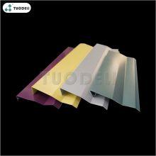 Sistema de teto de tela tipo gancho de alumínio