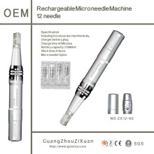 Rechargeable Demadpen in Micro Needling System (ZX12-60)