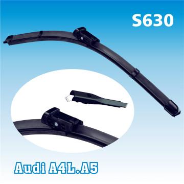 A4l \ A5 Acessórios de carro Limpador de pára-brisas Softe Wiper Blade para Audi