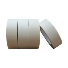 Fita adesiva de borracha de papel crepom colorido gravável à prova d'água para ambientes internos