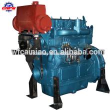 Ricardo 4 cilindros venda quente em weifang marinha auto motor diesel de popa