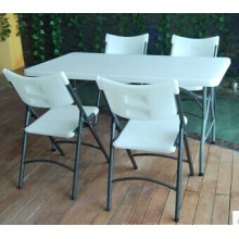 Cheap Outdoor Used Matal Conference Wedding Vente en gros Chaises pliantes
