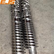 zwei konischen Nitrieren Schraube Barrel für Extrusion Maschine