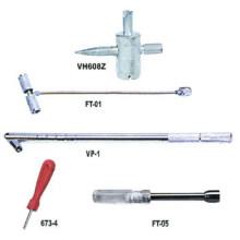 Outils et accessoires de réparation de pneus