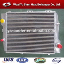water heat exchanger radiator