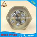 Calentadores tubulares eléctricos industriales de aire