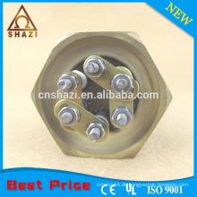 Luft industrielle elektrische Rohrheizungen